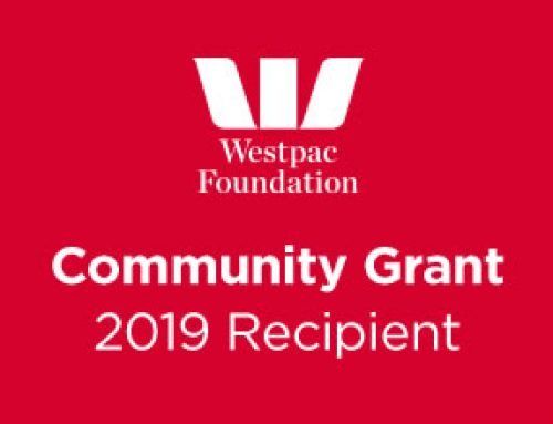 Westpac Foundation Community Grant Recipient