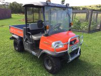 Our little Kubota