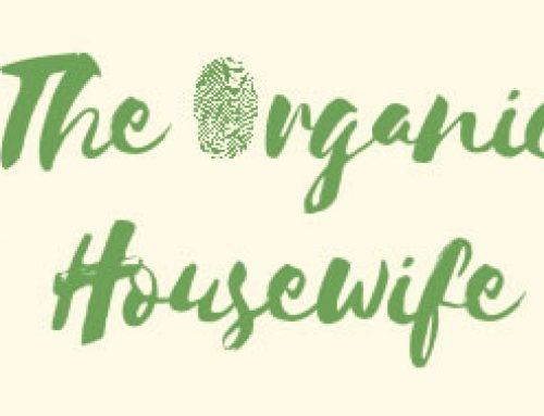 A Chance Meeting with The Organic Housewife